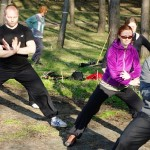 weekend z tai chi, zumba, taiji
